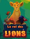 Le roi des lions