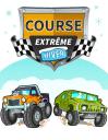 Course extrême: Hiver