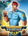 Frontline soldier