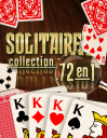72 en 1 Solitaire collection