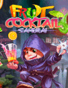 Fruit cocktail samurai
