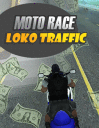 Moto race loko traffic