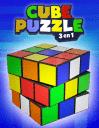 Cube puzzle 3 en 1