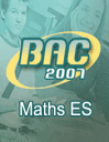Bac: Maths ES