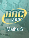 Bac: Maths S