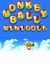 Monkey Ball Mini Golf