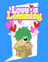 Love a lemming