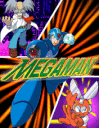 Megaman: Rocket Christmas