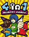 4 en 1 memory games