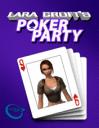 Lara Croft Party Poker