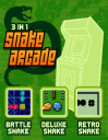 Snake Arcade 3 en 1