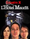 Enquête X: L'hôtel maudit
