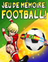 Jeu de mémoire: Football!
