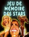 Jeu de mémoire des stars