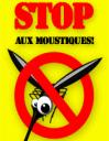 Stop aux moustiques!