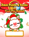 Xmas puzzle and bubble