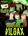 Ben 10 Alien force: Vengeance of Vilgax