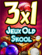 3 en 1: Jeux old skool