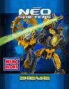 Neo shifter: Siège