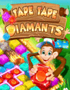 Tape tape diamants
