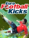 Euro football kicks