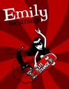 Emily the strange: Skate