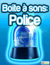 Boîte à sons: Police