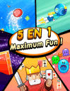 5 en 1: Maximum fun!