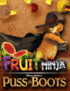 Fruit Ninja: Le chat potté