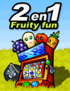 2 en 1: Fruity fun