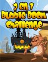 2 en 1: Bubble boom challenge