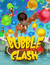 Bubble clash