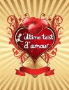 L'ultime test d'amour