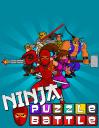 Ninja puzzle battle