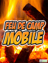 Feu de camp mobile