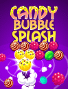 Candy bubble splash