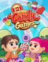 3 en 1: Candy Games