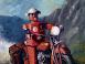 Donuts & Robots: Virée à moto