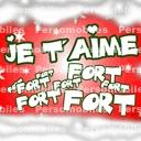 Logo Je Taime Fort à Noël Télécharger Je Taime Fort A